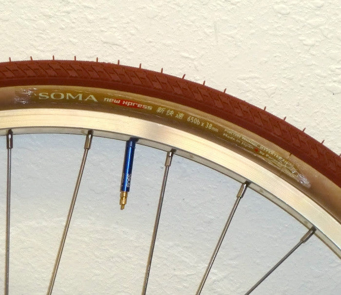 Soma New Xpress 650B x 38 (34.71) express - TERRACOTTA tread