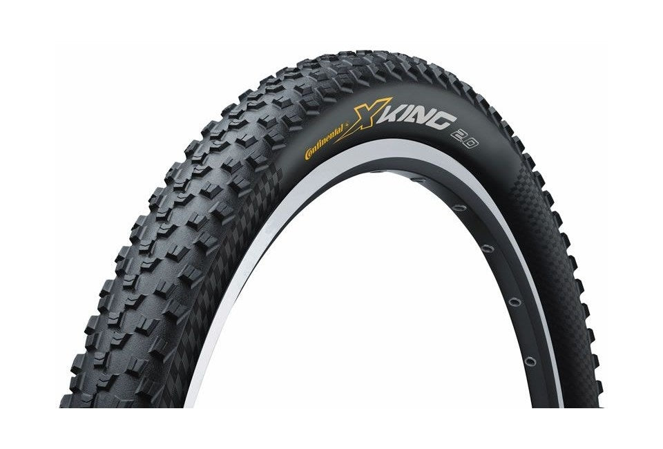 TIRE Continental X-King sport wire bead