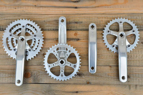 Chainring - 74 x 24t Steel