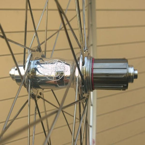 Wheelset - 26 inch - Velocity-Built Riv Standard Atlas Wheel Kit