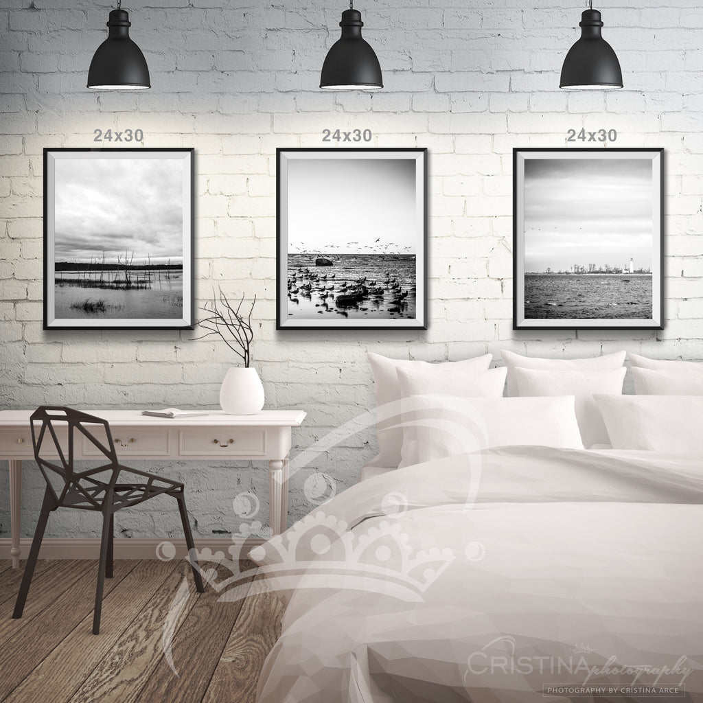 Wall Display Size Guide for Artwork and Fine Art Photograhs