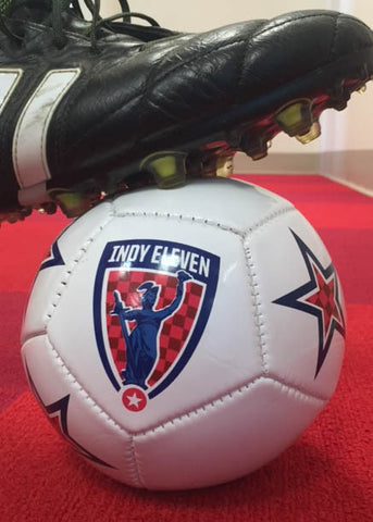 Mini Indy Eleven Soccer Ball