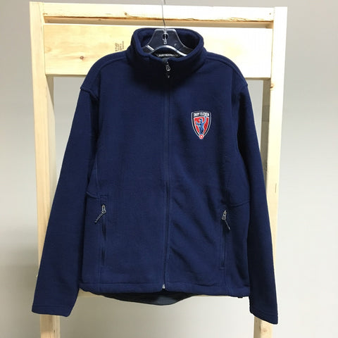 Men's Navy Fleece