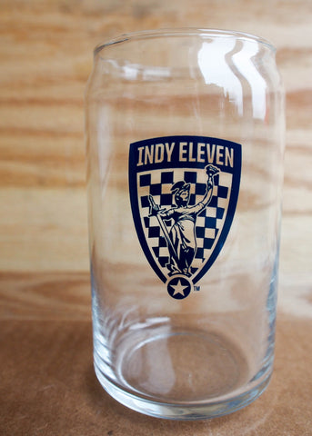 Indy Eleven Pint Glass
