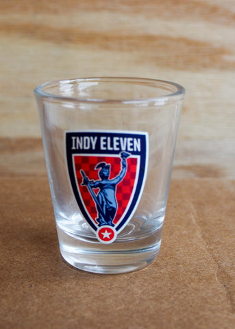 Indy Eleven Shot Glass