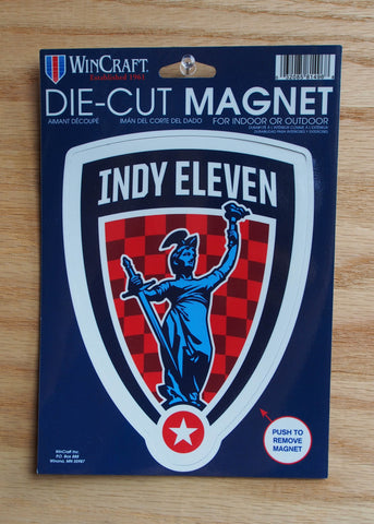 Indy Eleven Shield Magnet