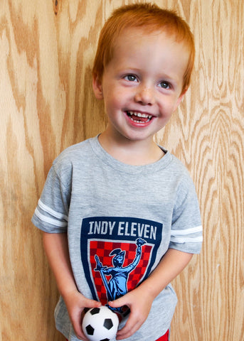Toddler Football Tee
