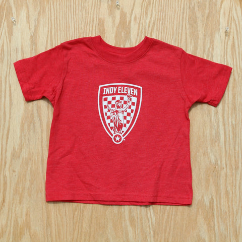 Red Toddler Tee