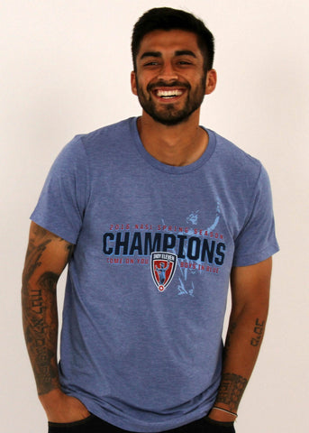 Indy Eleven Spring Championship Tee