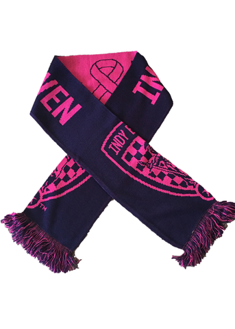 Breast Cancer Scarf