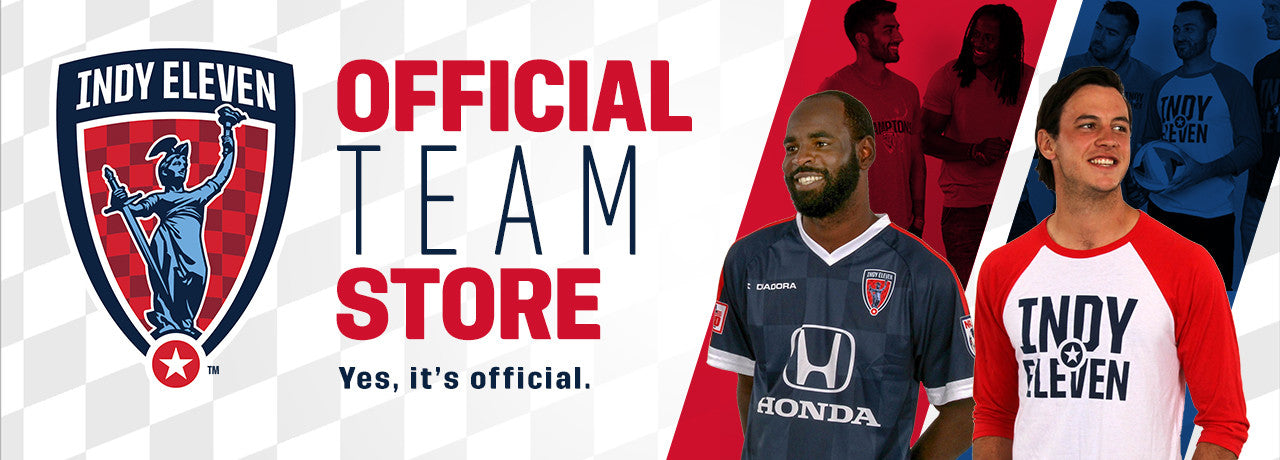 Indy Eleven Official Team Store