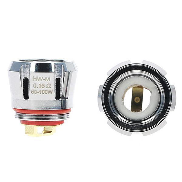 Eleaf HW-M Coil Heads - 0.15ohm | Kanthal (5 pack)