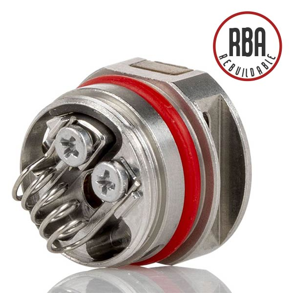 RPM RBA Coil by Smok is a cutting edge rebuildable coil deck compatible with the Smok RPM 80 Pro Mod, Smok RPM 40 Pod. This coil is 0.6ohm resistance making it very versatile and allowing it to produce a range of cloud types.