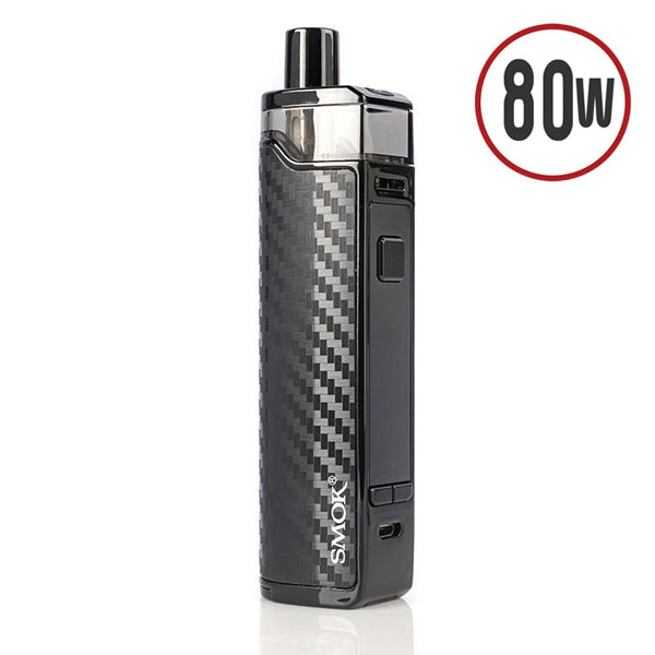 Best Pod Kit of 2020 the SMOK RPM80 Pro is a powerful AIO pod-style box mod that pioneers a new generation of innovative vape devices by Smoktech. The RPM80 adds advanced features and more power to the popular Smok RPM40 hybrid and takes the best aspects of box mods and integrates them into a pod system.