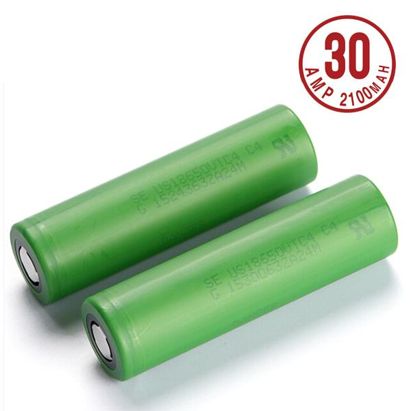 Sony VTC4 18650 Rechargeable Battery | 30Amp