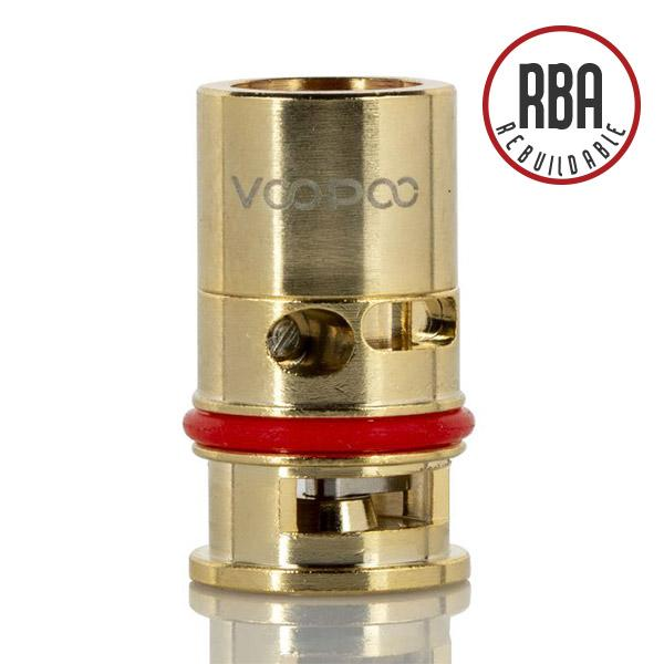 The VOOPOO PnP RBA Replacement Coils are compatible with the VOOPOO Vinci Replacement Pods, Vinci Mod Pod, Vinci X, Drag Baby, Voopoo Find Trio and VINCI R. These coils use a plug 'n play installation method and are made with 100% Organic Cotton for optimal e-liquid saturation.