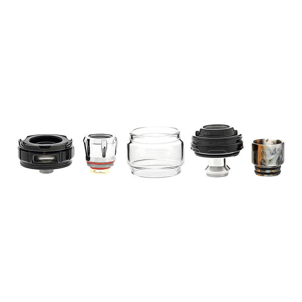 Whether you prefer a tighter and more restricted mouth-to-lung draw or a deep direct-to-lung draw, the ELLO Duro's airflow can be customized to meet your specific cloud chasing needs. Perhaps what's most impressive about ELLO Duro Sub-Ohm Tank is the introduction of the HW-N and HW-M Kanthal coil heads.