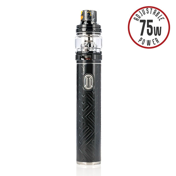 The Eleaf iJust 3 Pro 75W Vape Pen, with the tube-style design, built-in 3000mAh battery and various working wattage adjustable. a simple click on the power control button on the bottom allows you to switch the wattage from 30W to 75W.