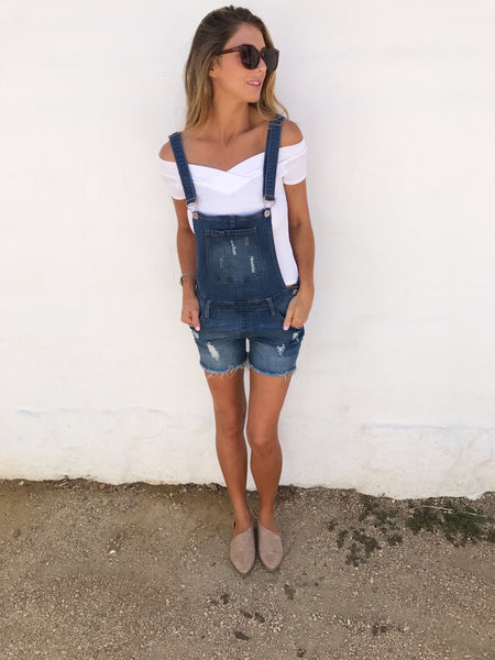 Time To Denim Overalls