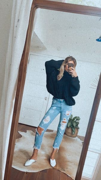 Stella Oversized Knit