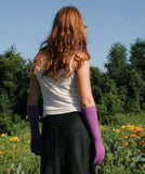 Foxgloves Long Gardening Gloves <i>Elle</i>