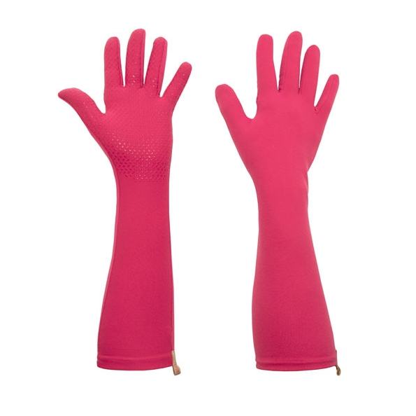 Foxgloves Long Gardening Gloves <i>Elle Grip</i>