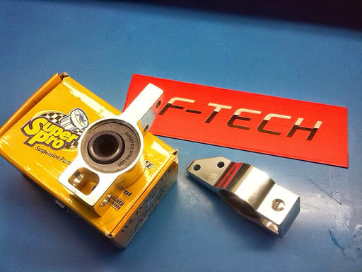 SuperPro  FRONT LOWER CONTROL ARM BRACKETS AND BUSHINGS  per VW Golf 5 - f-tech-motorsport-shop