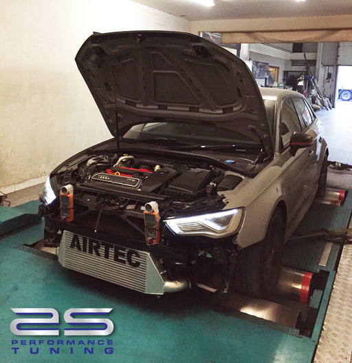 AIRTEC Intercooler per Audi RS3 8V (no ACC) - f-tech-motorsport-shop