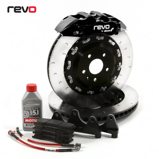 REVO BIG BRAKE KIT-MONO 6: AUDI A4 / A5 / S4 / S5 / Q5 - f-tech-motorsport-shop