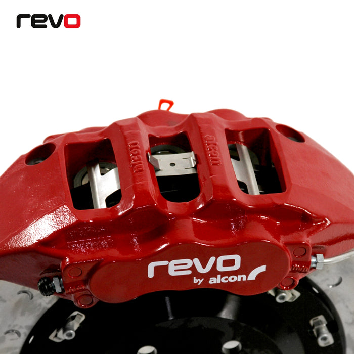 REVO BIG BRAKE KIT-MONO 6: AUDI TT RS - f-tech-motorsport-shop