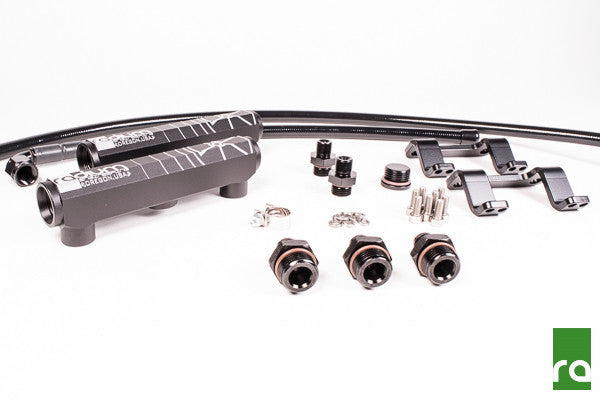 RADIUM: Fuel Rail Kit, FR-S/BRZ/86 Subaru Toyota - f-tech-motorsport-shop