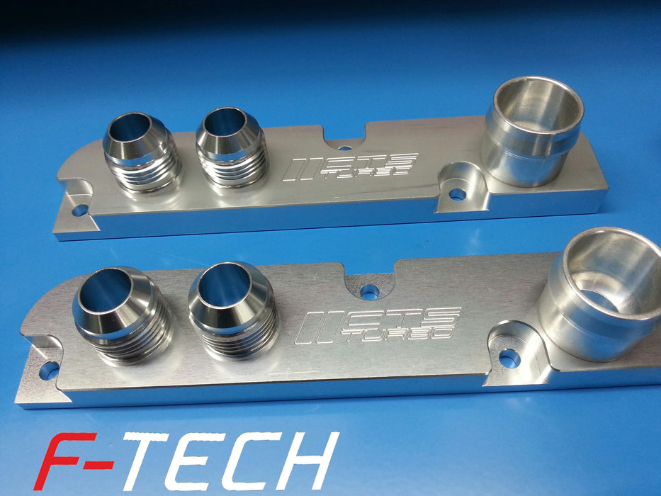 Catch Can Kit  Golf R/TT-S/A3 CTS Turbo - f-tech-motorsport-shop
