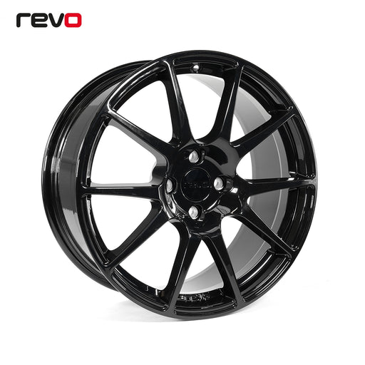 "REVO: RV018 - 18"" X 8"", 4 X 108, ET40, 63.4MM CB - f-tech-motorsport-shop"