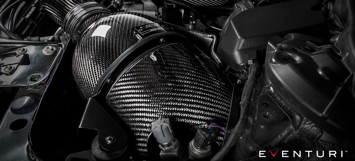 EVENTURI: INTAKE SYSTEM in Carbonio per BMW  135i / 235i / M2 / 335i / 435i - f-tech-motorsport-shop