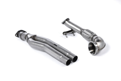 Downpipe Milltek de-cat/cat 200celle Audi Rs3 8v - f-tech-motorsport-shop