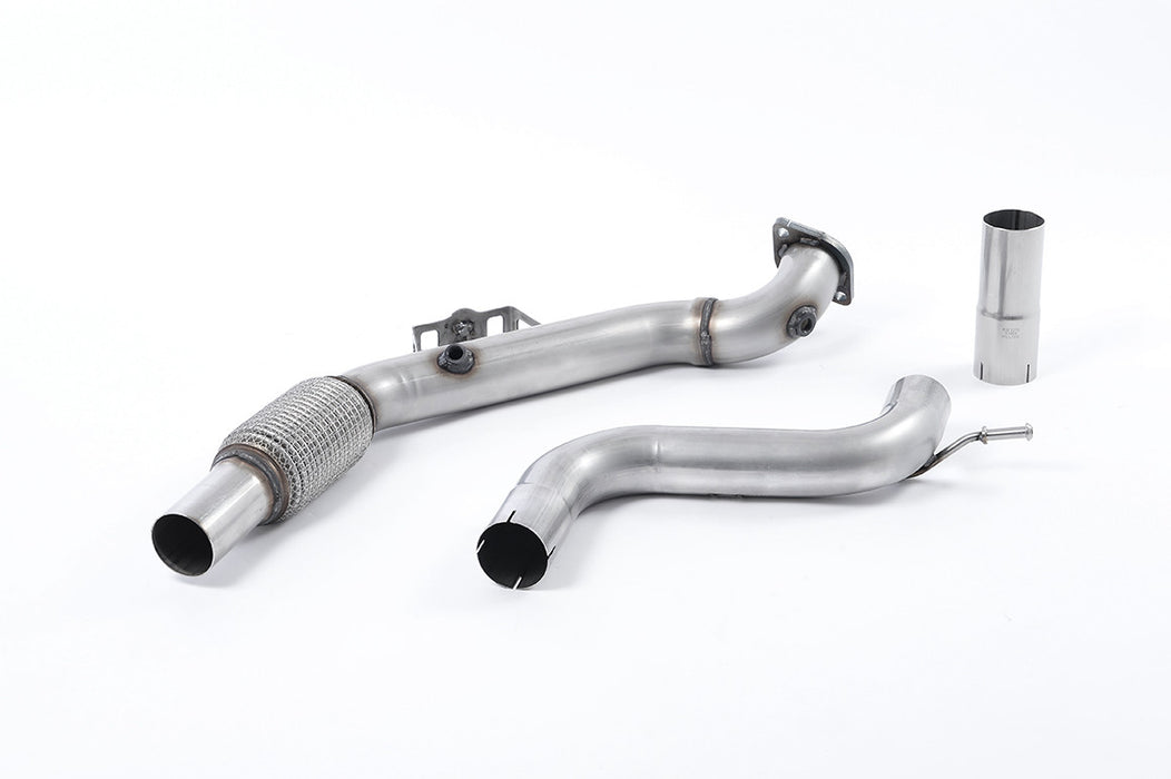 Milltek: Downpipe Ford Mastang 2.3 EcoBoost - f-tech-motorsport-shop