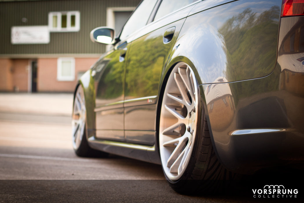 AirLift Kit posteriore Audi A4/S4/RS4 B6/B7 - f-tech-motorsport-shop