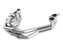 Borla: Stainless Steel Header - Toyota GT-86 / Subaru BRZ - f-tech-motorsport-shop