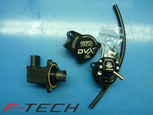 DVX GFB: Pop off - 1.8tsi/2.0tsi MQB - f-tech-motorsport-shop