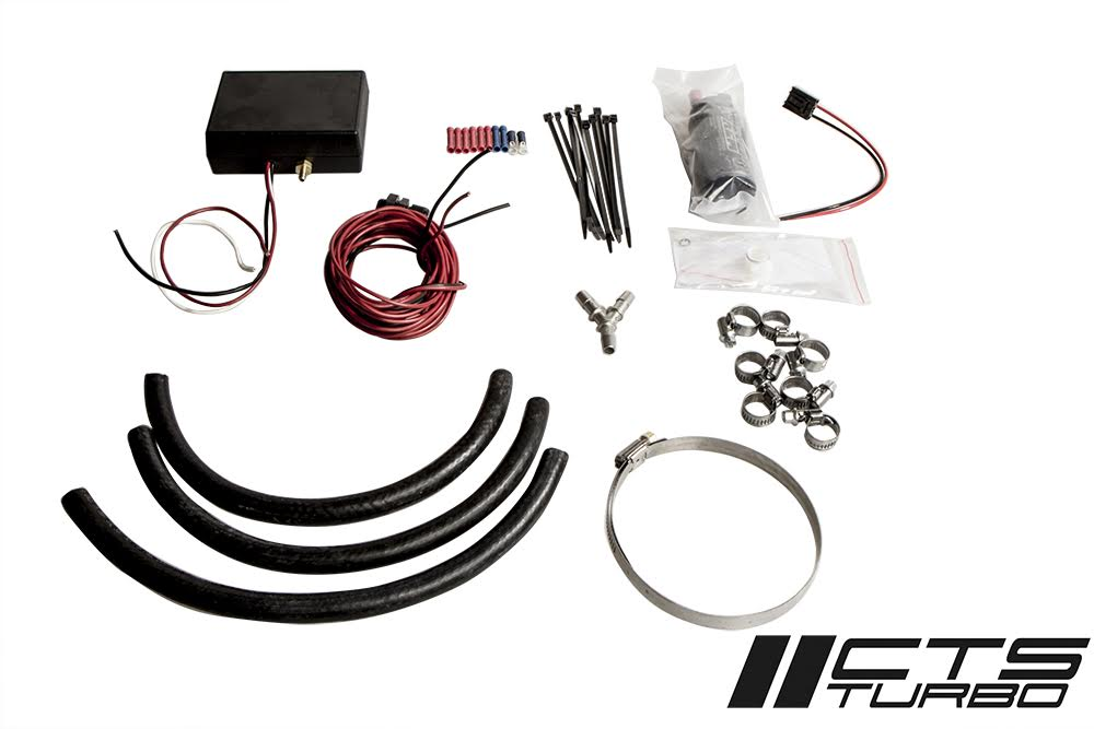 CTS Turbo 2.0 TFSI Auxiliary Low Pressure Fuel System - f-tech-motorsport-shop