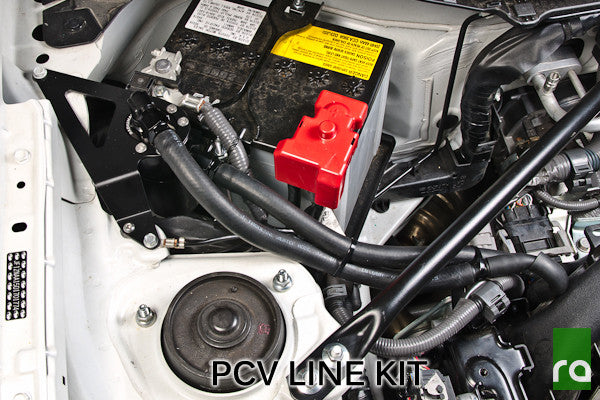 Catch Can Kit, FR-S/BRZ/86 Subaru Toyota - f-tech-motorsport-shop