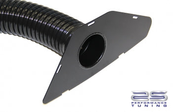 AIRTEC Group A Cold Feed - Two-Piece Kit & Ducting for Focus Mk2 RS - f-tech-motorsport-shop