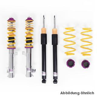 KW coilover Variante 1 inox: AUDI TT Roadster 8J9 - f-tech-motorsport-shop