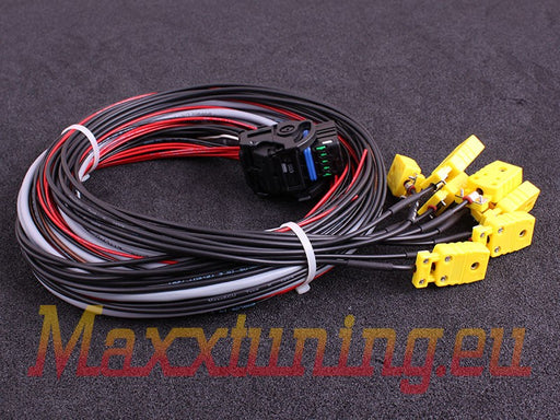 MaxxECU RACE harness 2 (EGT, E-Throttle, extra) AUDI S2 - f-tech-motorsport-shop