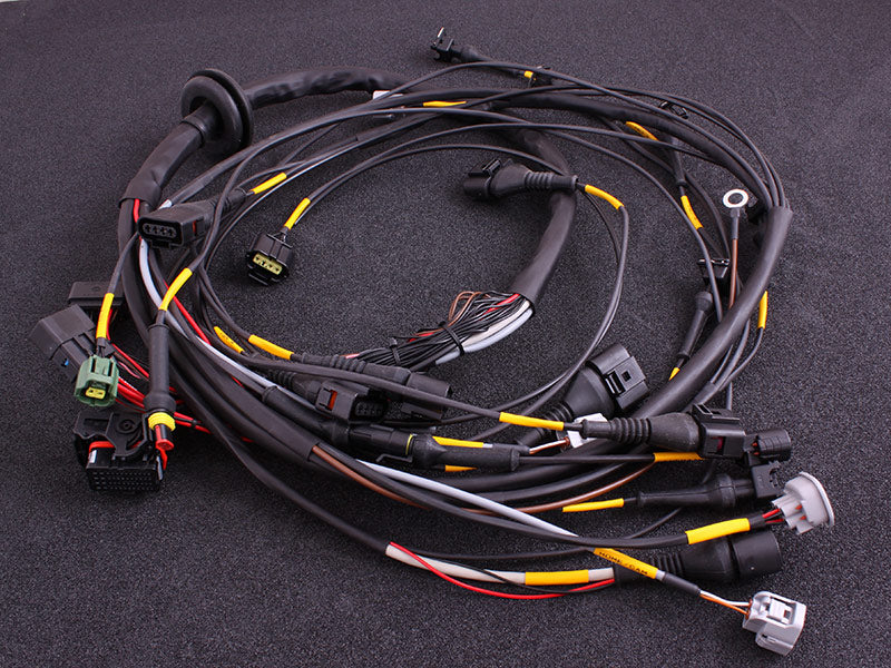 MAXXECU Toyota 2JZ terminated engine harness - f-tech-motorsport-shop