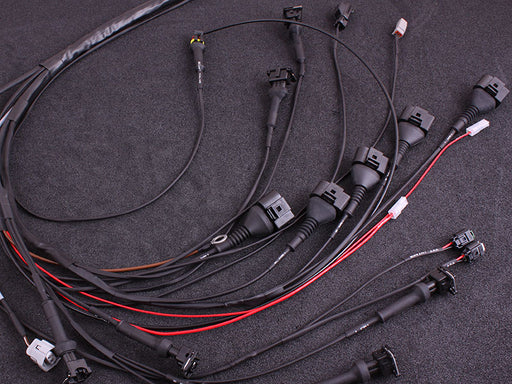 MAXXECU Volvo T5 terminated engine harness - f-tech-motorsport-shop