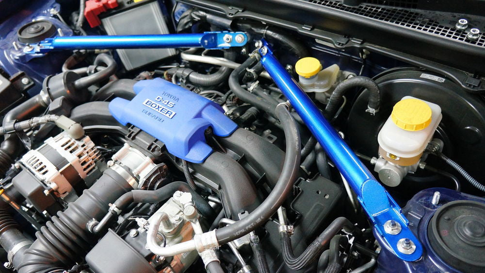 Cusco Power Brace Engine Room per BRZ/GT86 - f-tech-motorsport-shop