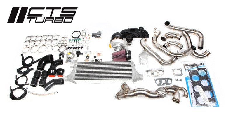 CTS Turbo: Kit turbo Stage 3 - VW Golf IV R32 - f-tech-motorsport-shop