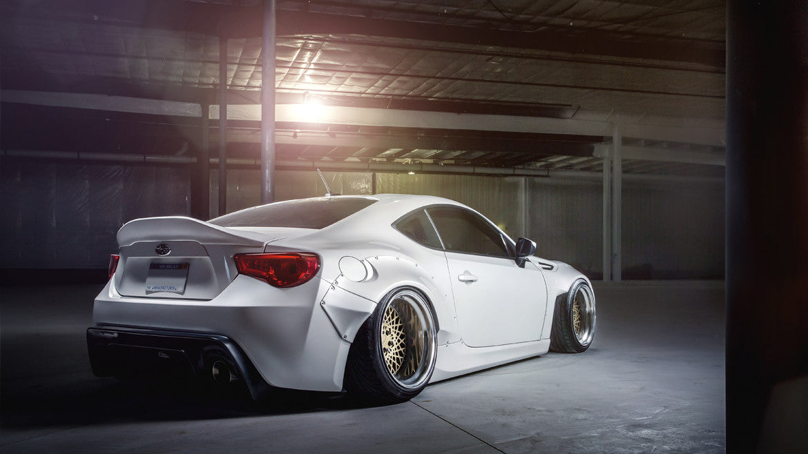 Kit posteriore AirLift Toyota GT86-Subaru BRZ - f-tech-motorsport-shop
