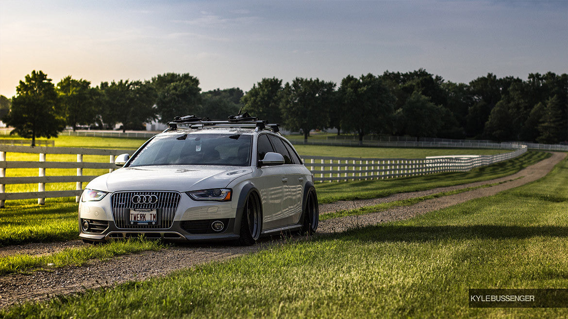 AirLift: Kit anteriore Audi A4/A5 B8 - f-tech-motorsport-shop
